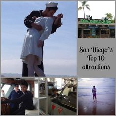 San Diego's Top 10 attractions NYC Single Mom Travel Usa, Travel Tips, Travel Destinations, Solo Travel, Travel Ideas, Budget Travel, Southern California Attractions, California Travel, Travel With Kids