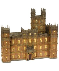 Department 56 Downton Abbey Village House Collectible Figurine