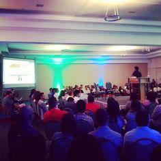 Digitalks Fórum de Marketing Digital 2014 - Outubro de 2014 ÊXITO Marketing como apoio local.