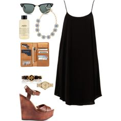 """Day 1 Vacation"" by pinkprep37 on Polyvore"