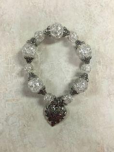 Bridal Party Bracelet by BooBooBearJewelry on Etsy