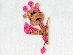 Animal Plackets Machine Embroidery Designs