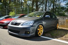 Image First Car, Car Painting, Toyota Corolla, Jdm, Cool Cars, Beast, Wicked, Wheels, Culture