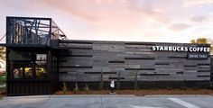 Starbuck's Shipping Container Store 2