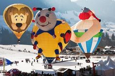 HOW TO GENEVA : How to enjoy an unique experience : the Hot Air ...