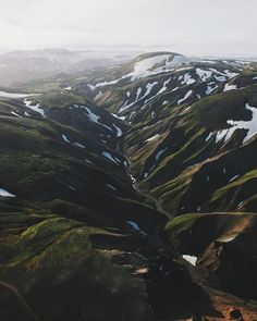 Instagram media by colbyshootspeople - The highlands of Iceland, shot from the sky. Iceland is perfect.