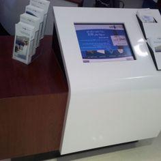 Banking Digital Signage Solutions - Digital Signage - AIMS UAE