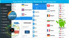 Live TV Apk For Free Watch Country Wise Live TV Channels With Many Categories On Android Free https://youtu.be/SNCW7KyfQI4