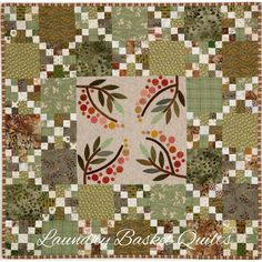 "Laundry Basket Quilt of the Day - this little cutie is from our new book, ""Little Handfuls of Scraps"". #quilt #mini #scrappy #laundrybasketquilts #edytasitar #book #new #littlehandfulsofscraps"