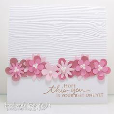 Handmade By Paula: Moxie Fab Tuesday Trigger - Pretty Little Petits Fours
