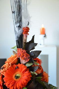 Halloween - Blumen - Deko   VALENTINO Wohnideen