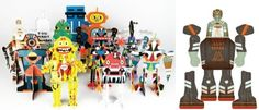 Build a Fun & Funky Robot Army at Donna Wilson! http://braggables.com.au/build-a-fun-funky-robot-army-at-donna-wilson/