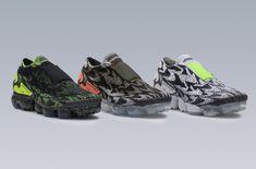 a6303143e88fb Nike Unveils The ACRONYM x Nike Air VaporMax Moc 2 Pack Errolson Hugh