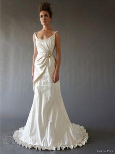 Cocoe Voci Wedding Dresses Fall 2012   Wedding Inspirasi