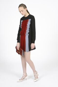 LOOK | 2015 PRE-FALL COLLECTION | VALENTINO | COLLECTION | WWD JAPAN.COM