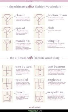 Fashion Vocabulary Collars and Cuffs_def by becky