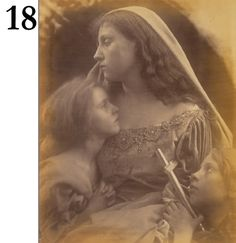 A Holy Family, Julia Margaret Cameron, 1872. The J. Paul Getty Museum