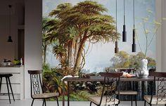 Heraus aus dem Hintergrund! Mit unseren kreativen Ideen zum Nachmachen werden Wände zu echten Kunstwerken.