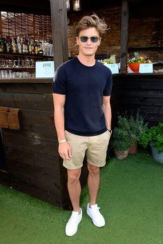 When it comes to style, David Beckham just won Wimbledon - GQ.co.uk