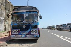 Colombo Bus