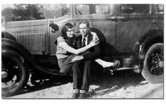 Buck was released from prison on March 22,1933.It's said that Buck wanted to go find Clyde &get him to surrender.He & Blanch were in Joplin,Missouri w/ Clyde & Bonnie when police did a surprise ambush.Clyde once again out gun them.Buck was grazed & Jones caught 1 in his side.They both survived.After escaping Buck realized in the rush he & Blanch  left their marriage liscense & his parole papers that were only 3 weeks old behind at the hideout.Can u imagine the luck ?!Seemed his destiny.Poor…