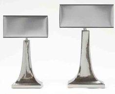 Lampada da tavolo moderna (ceramica) TRAMPOLI FAIENCERIE DE CHAROLLES