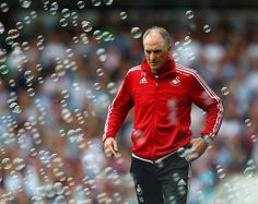 """Francesco Guidolin hailed the Jack Army for their """"fantastic"""" support following today's impressive 4-1 victory at West Ham United FC. #Swansea #Swans"""
