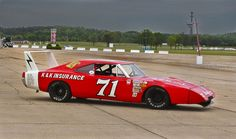 Nascar's Bobby Isaac's K Insurance Dodge Daytona. They ran til they were banned. Nothing could touch their speeds and handling!