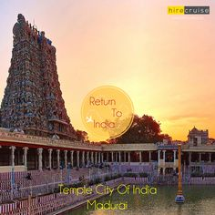 Return to India. Return to your Roots   #IncredibleIndia #ItHappensOnlyInIndia #HireCruise #ReturnToIndia