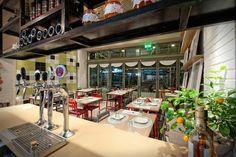 Paramana tavern by Tectus Design, Crete   Greece hotels and restaurants