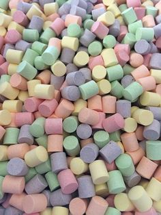 My candy obsession... tart n' tinys <3