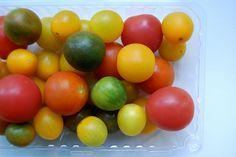 Mini Heirloom Tomatoes!!