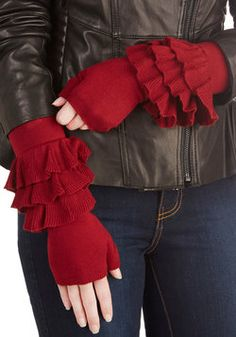 Rock and Role Glovettes, #ModCloth