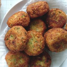 Crispy homemade Falafel – easier than you might think using canned chick peas!