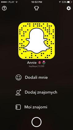 Add me :)