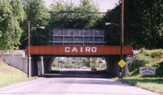 Image detail for -Cairo, Illinois levee, May, 2008.