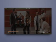 Video Player by Mark Wilson