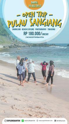 Sangiang island Banten, Indonesia   #wonderfulindonesia www.explorebanten.com