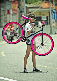 lot of bicycle influence on art/design and fashion..