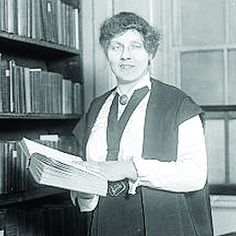 Another overlooked woman: Helena Florence Normanton (1882-1957) was the first woman to practise at the English Bar in 1922, the first female barrister to lead the prosecution in a murder trial, to conduct a trial in America, and to represent cases in both the High Court and the Old Bailey. She was also one of the first two women, along with Rose Heilbron, to become Kings Council. She was a passionate believer in social reform, a pioneer in the legal profession and a champion of women's rights.