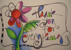 Whimspirations: whimsical wednesday, thank YOU!