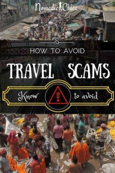 The 12 most common travel scams.  If you recognize them you'll be able to avoid them! Have you experienced soem of this? Hope not! Click for more details