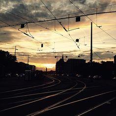 Großstadtromantik. ♥ #Leipzig