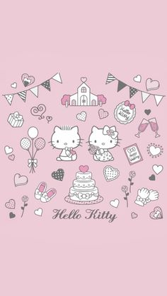 Sanrio Characters, Fictional Characters, Happy Kitty, Kitty Images, Bubble Stickers, Hello Kitty Wallpaper, Bubbles, Snoopy, Kawaii