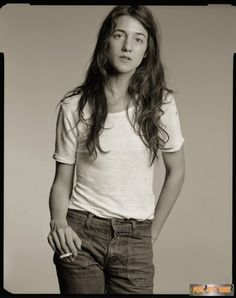 // Charlotte Gainsbourg