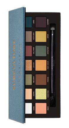 Anastasia Beverly Hills Subculture Palette...I can't believe I was actually able to get my hands on it!!