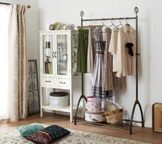 Beau I Need Storage For My Clothes... Clothes Rack Ideas!