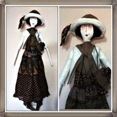 ✿✿⊱vamos as compras⊱✿✿   Baú da Vovó✿Maria Philló: boneca maria philló