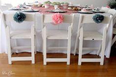 Cheap Chair Cover Ideas - Weddingbee