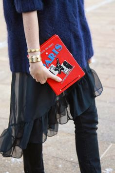Lolita Abraham: NYFW February 2014, fashion is in the street
